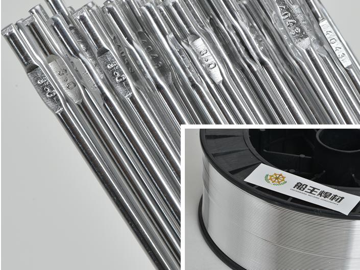焊丝的保管及质量管理